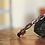 Thumbnail: Ανδρικό βραχιόλι από χαλκό  AB12