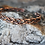 Thumbnail: Ανδρικό βραχιόλι από χαλκό  AB21