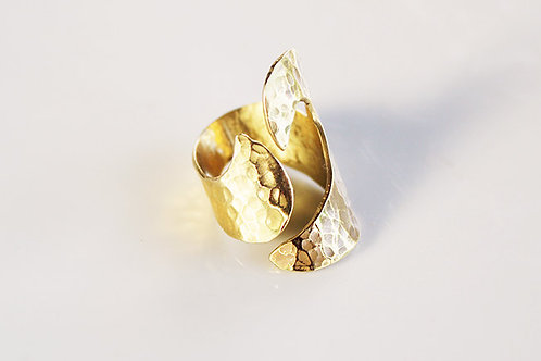 Tattoo Brass Ring  D100