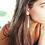 Thumbnail: Ασημένια Μακριά ανάγλυφα σκουλαρίκια  EA17