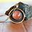 Thumbnail: Ασημένιο μενταγιόν -Chalcedony stone  N22