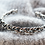 Thumbnail: Ασημένιο ανδρικό βραχιόλι  AB15
