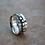 Thumbnail: Ασημένιο δαχτυλίδι -spinner ring   AD15