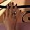 Thumbnail: Ανοιχτό  ασημένιο  δαχτυλίδι με ημιπολύτιμη λίθο D53