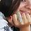 Thumbnail: Πολύ μακρύ ασημένιο δαχτυλίδι -minimal   D65