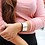 Thumbnail: Στενό Ασημένιο δαχτυλίδι με οξείδωση -spinner ring  D60