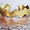 Thumbnail: Βραχιόλι μπράτσου ρόμβος-ορείχαλκος