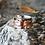 Thumbnail: Ασημένιο δαχτυλίδι με λεπτομερια χαλκου -spinner ring  AD14