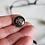 Thumbnail: Ασημένια σκουλαρίκια με οξείδωση  EA14