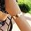 Thumbnail: Βραχιόλι μπράτσου ζικ-ζακ --ορείχαλκος