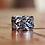 Thumbnail: Ασημένιο ανδρικό δαχτυλίδι  AD11