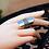 Thumbnail: Ασημένιο statement δαχτυλίδι  D19