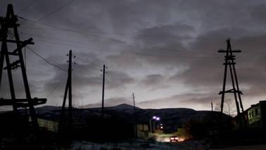 Magadan - City built on bones