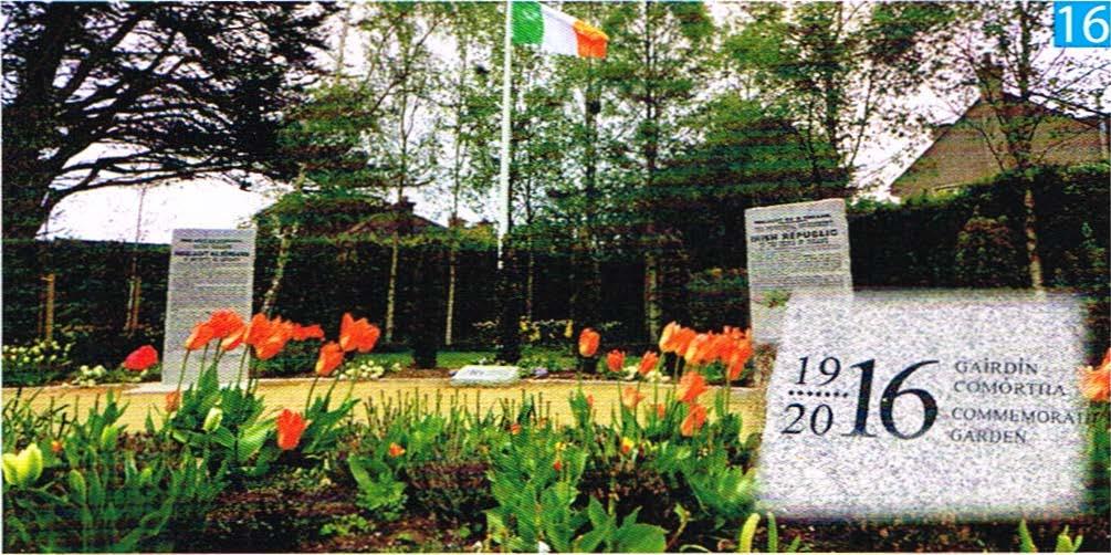 1916 Commemorative Garden
