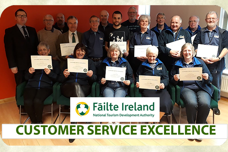 Customer Service Excellance Certs