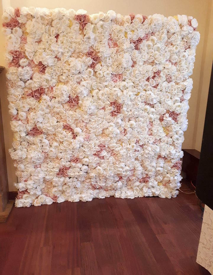 Luxury Floral Wall