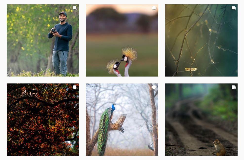 Varun Aditya's Instagram Feed