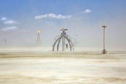 Museum in the Desert