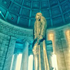 Jefferson Memorial Monument - Washington DC 3.jpg