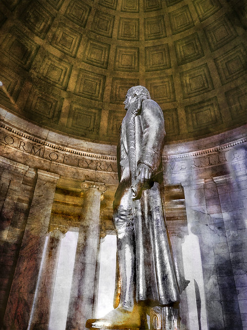 JEFFERSON'S GREAT HEIGHTS