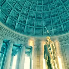Jefferson Memorial Monument - Washington DC 2.jpg