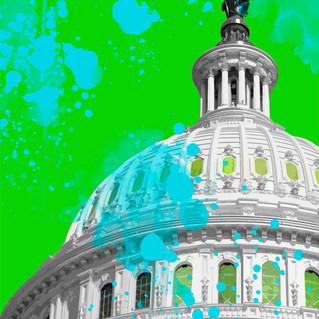 Washington Capitol Pop 2903 green