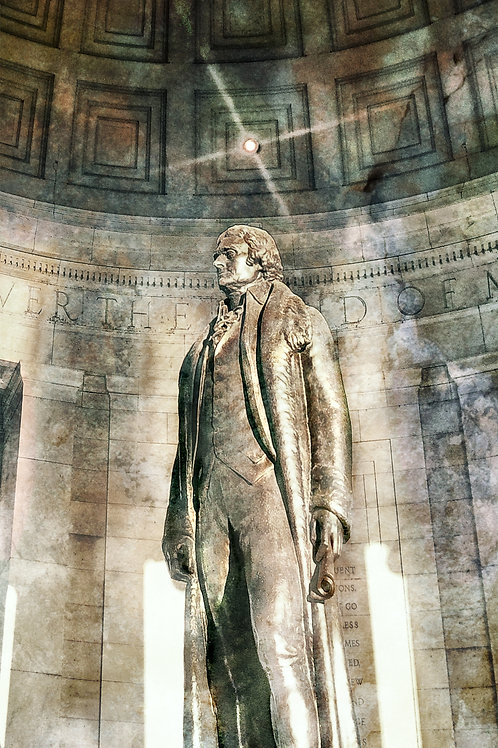 JEFFERSON MADE OF GOLD