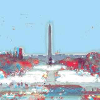 Washington Monument Pop 2912-2
