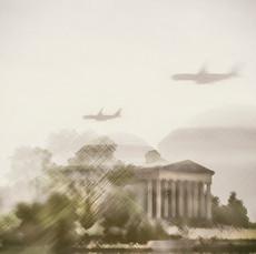 Jefferson Memorial Plane DC 2870-3
