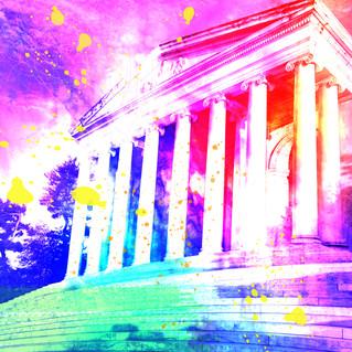 Lincoln Memorial 15-pink