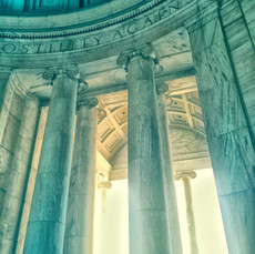 Jefferson Memorial Monument - Washington DC 17.jpg