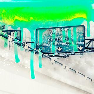 DC Graffiti Pop Art 2825