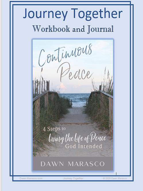 Lets Journey Together Workbook / Journal (book companion)