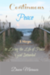Continuous Peace Written By Dawn Marasco, a Christian Book Author From Pittsburgh, PA