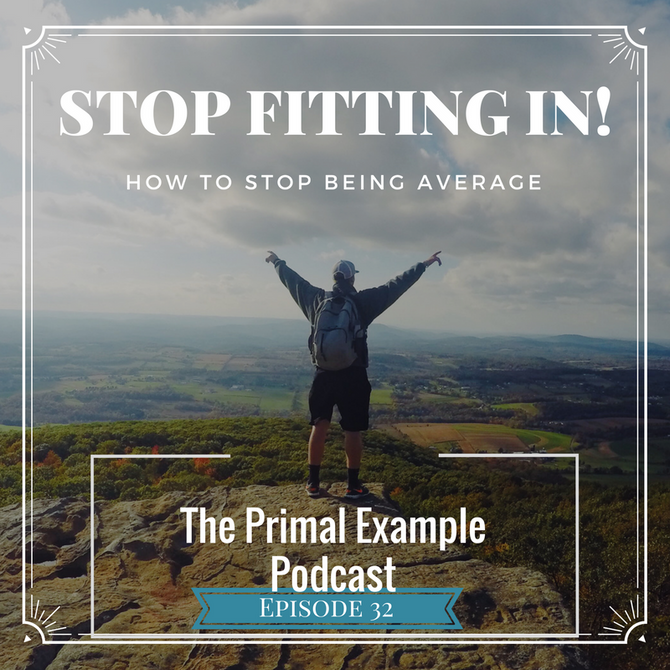 PEP 32: How to stop fitting in & start stepping into your own unique greatness