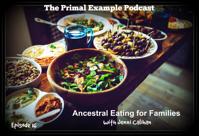 """PEP 16: Vintage Eating for Families with Jenni Calihan of """"Eat the Butter"""""""