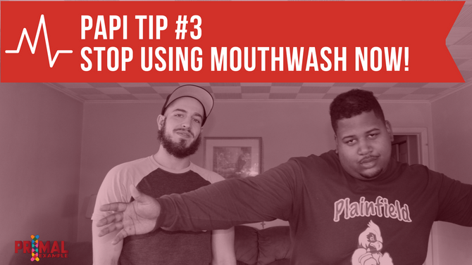 Papi Tips #3: Dwyane Wade & Gabrielle Union Bedroom Habits: Don't Use Mouthwash