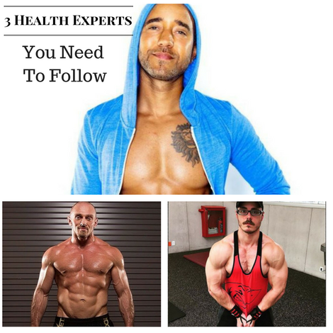 3 Health Experts That You Need to Follow
