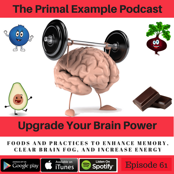 PEP 61: Upgrade Your Brain Power, Boost BDNF, and Increase Memory