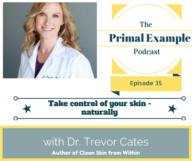 PEP 35: Skin Health, Sugar, Hormones and Smoothies with Dr. Trevor Cates
