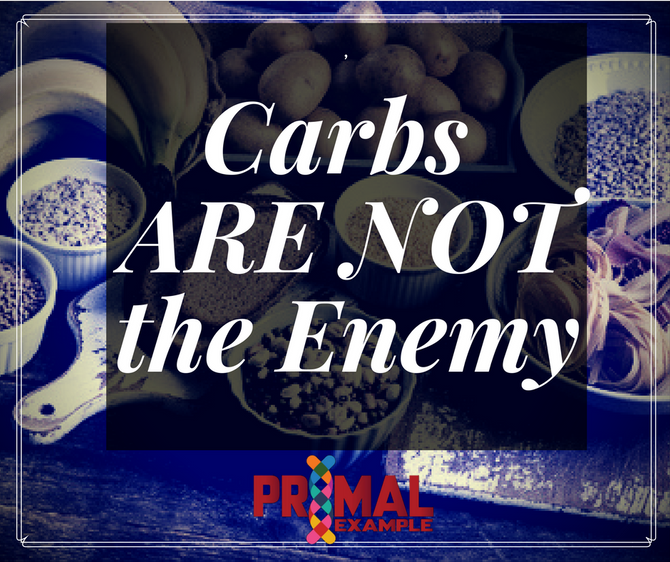 PEP 44: Stop Being Hungry & Learn Why Carbs are NOT the Enemy of Weight Loss