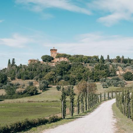 Тоскана, Екатерина и Антон
