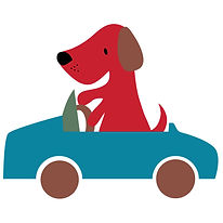 Tangerine-Tree-red-dog-with-car.jpg