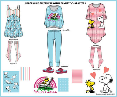Szkiba_Peanuts_Junior_Sleepwear_2.jpg