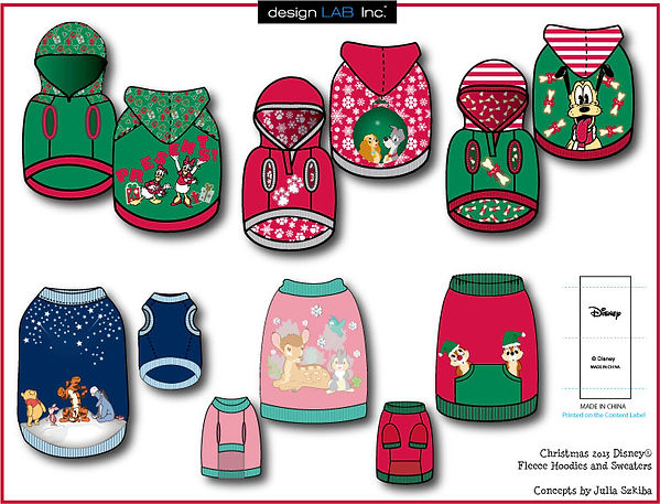 Szkiba_Julia_Disney_Xmas_Fleece_Hoodies.