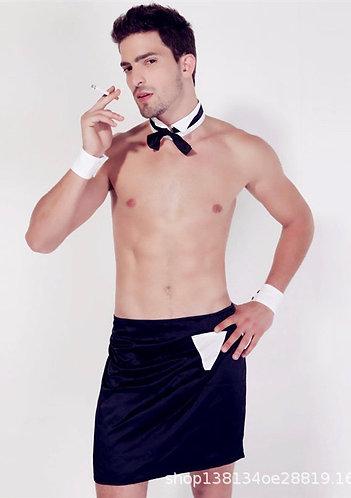 Bow tie & Apron Set  #7702