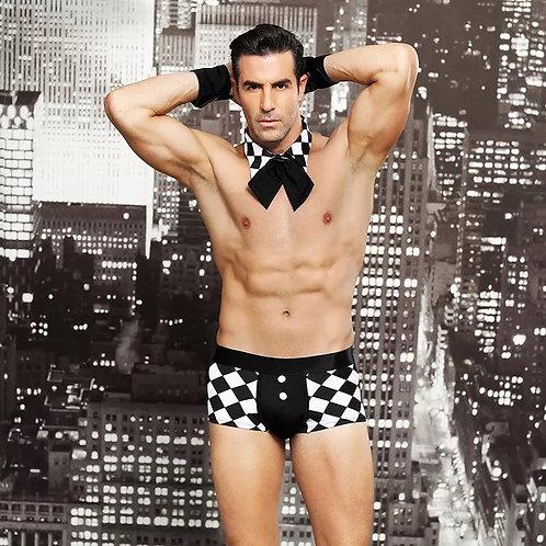 Sexy Waiter Suit #6611
