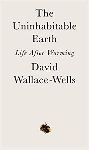 David strips away the hopeful language that envelops climate change discussions to present the more grave climate change impacts that humanity faces.
