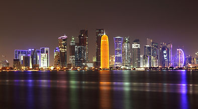 Skyline, Doha, Qatar