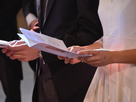 Combien de livrets faut-il prévoir pour mon mariage ?